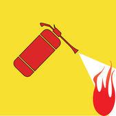 extinguish