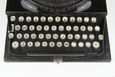 typewritten